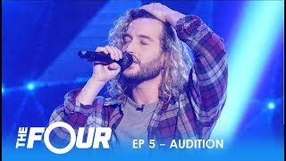 Download Noah Barlass: He's Nervous and Shy But Then He Opens His Mouth...WOW!   S2E5   The Four Video
