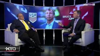 Download Bruce Arena's 24-Man Roster | The XTRA Video
