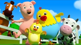 Download If You're Happy And You Know It | Nursery Rhymes For Kids | Baby Songs by Farmees Video