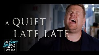Download A Quiet Late Late - ('A Quiet Place' Parody) Video