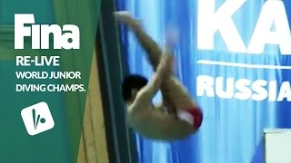 Download Re-Live - Day 7 Preliminary - FINA World Junior Diving Championships 2016 - Kazan (RUS) Video