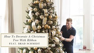 Download Balsam Hill's 2015 Catalog Decorating Techniques with Brad Schmidt Video