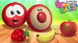 Download Colors with Wonderballs | Ep#37 Which Color | Cartoons For Children | WonderBalls Playground Video