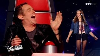 Download LIV - The Voice 2014 France - Amazing LET IT BE - The Beatles - HD Video