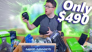Download I Paid $490 for $4,733 Worth of MYSTERY TECH! Amazon Returns Pallet Unboxing! Video