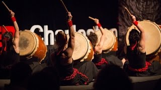Download Rhythm Effect: Taiko Charleston at TEDxCharleston Video