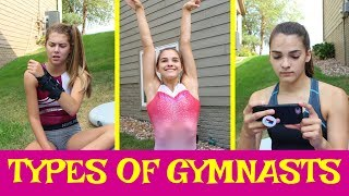 Download Types of Gymnasts Video