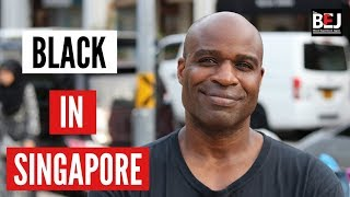 Download ″People Here Are Tolerant ...″ (Black in Singapore) | MFiles Video