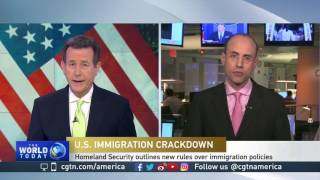 Download US Dept. of Homeland Security outlines new immigration rules Video