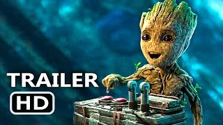 Download BABY GROOT Button Clip ! - Guardians of the Galaxy 2 Video