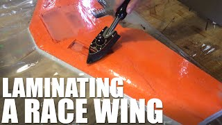 Download Laminating a Race Wing   Flite Test Video