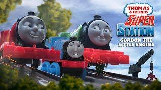 Download Thomas & Friends: Super Station | Gordon the Little Engine | Thomas & Friends Video
