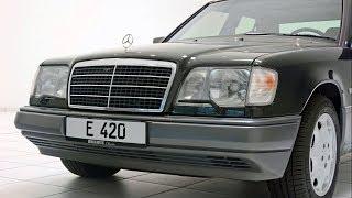 Download Mercedes E420 w124 1994 Video