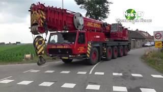 Download klapband 200 ton telescoopkraan kraanverhuur Jac. Goud B.V. N257TV Video