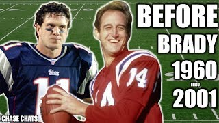 Download Patriots Quarterbacks BEFORE Tom Brady Video