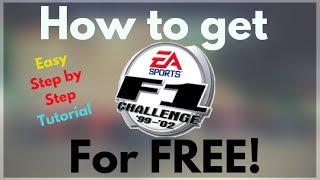 Download How to Get F1 Challenge 99-02 for free Tutorial! UPDATED VIDEO for 2017/2018! Video