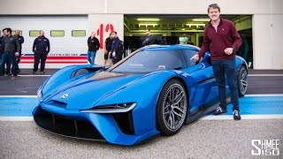 Download FIRST LOOK: NIO EP9 - NextEV's Electric Supercar Video