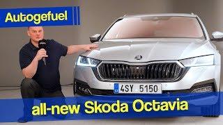 Download This is the new generation Skoda Octavia - REVIEW Combi & Sedan - Autogefuel Video