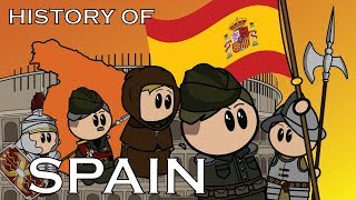 Download The Animated History of Spain Video