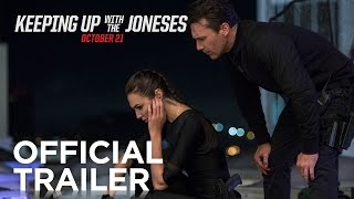 Download Keeping Up With the Joneses | Official Trailer [HD] | 20th Century FOX Video
