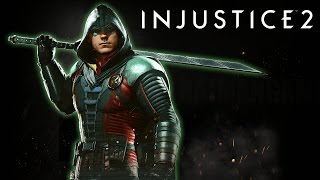 Download Injustice 2 - Robin Gameplay Walkthrough @ (60ᶠᵖˢ) HD ✔ Video