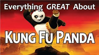 Download Everything GREAT About Kung Fu Panda! Video