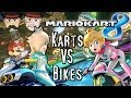 Download Mario Kart 8 KARTS VS BIKES - Which is Faster? Speed Comparison! Video