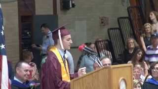 Download PHS 2015 Valedictorian Speech and Flash Mob Video