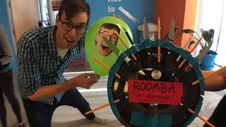 Download Roomba Death Match LIVE! Video