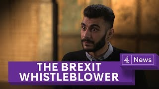 Download Brexit campaign was 'totally illegal', claims whistleblower Video