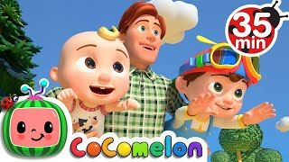 Download Father and Sons Song + More Nursery Rhymes & Kids Songs - CoComelon Video