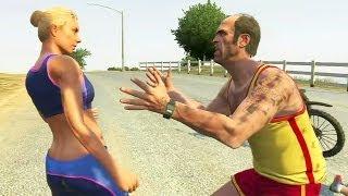 Download GTA 5 #23: Trevor Apaixonado / Mansão do Franklin / Lamar em Perigo - PS3 / Xbox 360 HD Gameplay Video