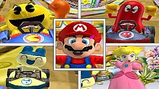 Download Mario Kart Arcade GP 2: All WINNING & LOSING Animations Video