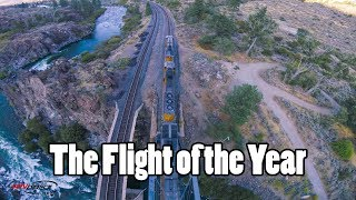 Download Flight of the Year // Trains, Bridges, Rapids, Mountains, Sunset, Gapping, Perching, Powerlooping Video