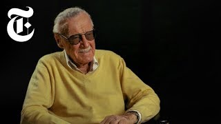 Download Remembering Stan Lee | NYT News Video