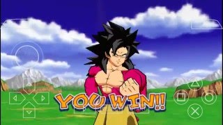 Dbz Shin Budokai Mod For PPSSPP On Android Mobile Free