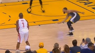 Download Stephen Curry Gets Away With The Worst Flop in the NBA! Warriors vs Rockets Game 4 Video