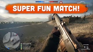 Download SUPER FUN MATCH! - Battlefield 1 | Road to Max Rank #28 (Multiplayer Gameplay) Video