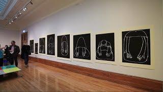 Download Turner Prize 2017   George Vasey on Andrea Büttner Video