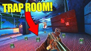 Download The BIGGEST Lesion Trap Room! [Rainbow Six Siege] Video