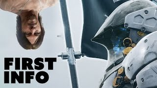 Download Kojima's Death Stranding FIRST DETAILS! - The Know Game News Video