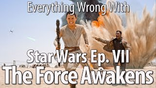 Download Everything Wrong With Star Wars: Episode VII - The Force Awakens Video