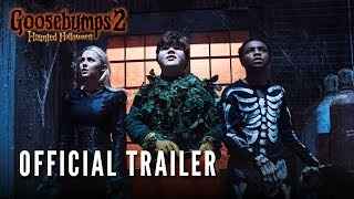 Download GOOSEBUMPS 2 - Official Trailer (HD) Video