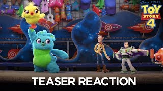 Download Toy Story 4 | Teaser Trailer Reaction Video
