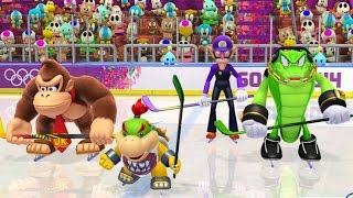 Download Mario & Sonic at the Sochi 2014 Olympic Winter Games - Teamwork Medley Video
