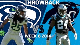 Download Seahawks vs. Panthers (Week 8, 2014) | Legion of Boom Stop Super Cam | Classic Highlights | NFL Video
