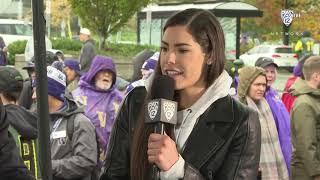 Download Women's Basketball: Huskies' Kelsey Plum talks college, pro hoops on 'The Pregame' Video
