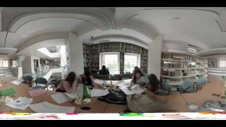 Download Istanbul Aydin University 360 Campus Tour Video