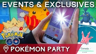 Download POKÉMON GO ANNIVERSARY EVENT & NEW REGION EXCLUSIVES CONFIRMED Video
