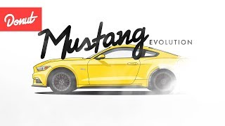 Download Evolution of the Ford Mustang | Donut Media Video